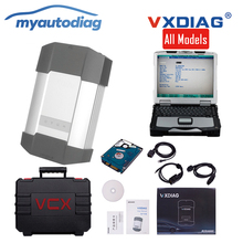 Promotion New VXDIAG Multidiag Diagnostic Tool for GM TECH2 JLR LAND ROVER For bmw icom a2 a3 for toyota it3 it2 HDS VCM Vcads s