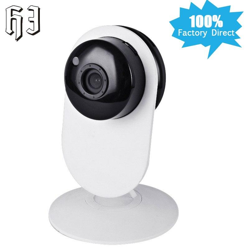 HJ Home Camera 960P HD Mini IP Camera WiFi Smart Wireless Infrared Security Camera 180 Degree Wide Angle 2-way Talk Night Vision<br>