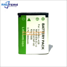 Camera Battery NP-80 NP-82 for Casio Exilim Zoom EX-G1 H5 S5 S6 S7 Z1 Z2 Z33 Z35 Z115 Z200 Z270 Z280 Z550 Z800 Fuji NP-45 NP45