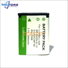 Camera Battery NP-80 NP-82 for Casio Exilim Zoom EX-G1 H5 S5 S6 S7 Z1 Z2 Z33 Z35 Z115 Z200 Z270 Z280 Z550 Z800 Fuji NP-45 NP45(China)