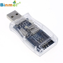 Del Hot Super SIM Card Reader Writer Cloner Edit Copy Backup GSM CDMA USB Mar07