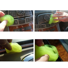 Lonleap Car Cleaning Products Magic Cyber Super Clean Glue Car Outlet Washer Supplies Foam Lance Microfiber Sponge Gel