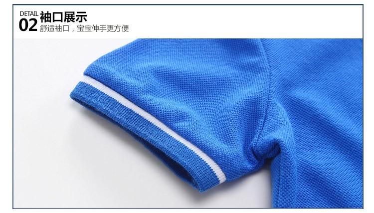 Boys Clothes 2018 Hot Summer Novelty Cotton Cartoon Elephant Print Short Sleeve Mandarin Collar T Shirt Kids Boys (10)
