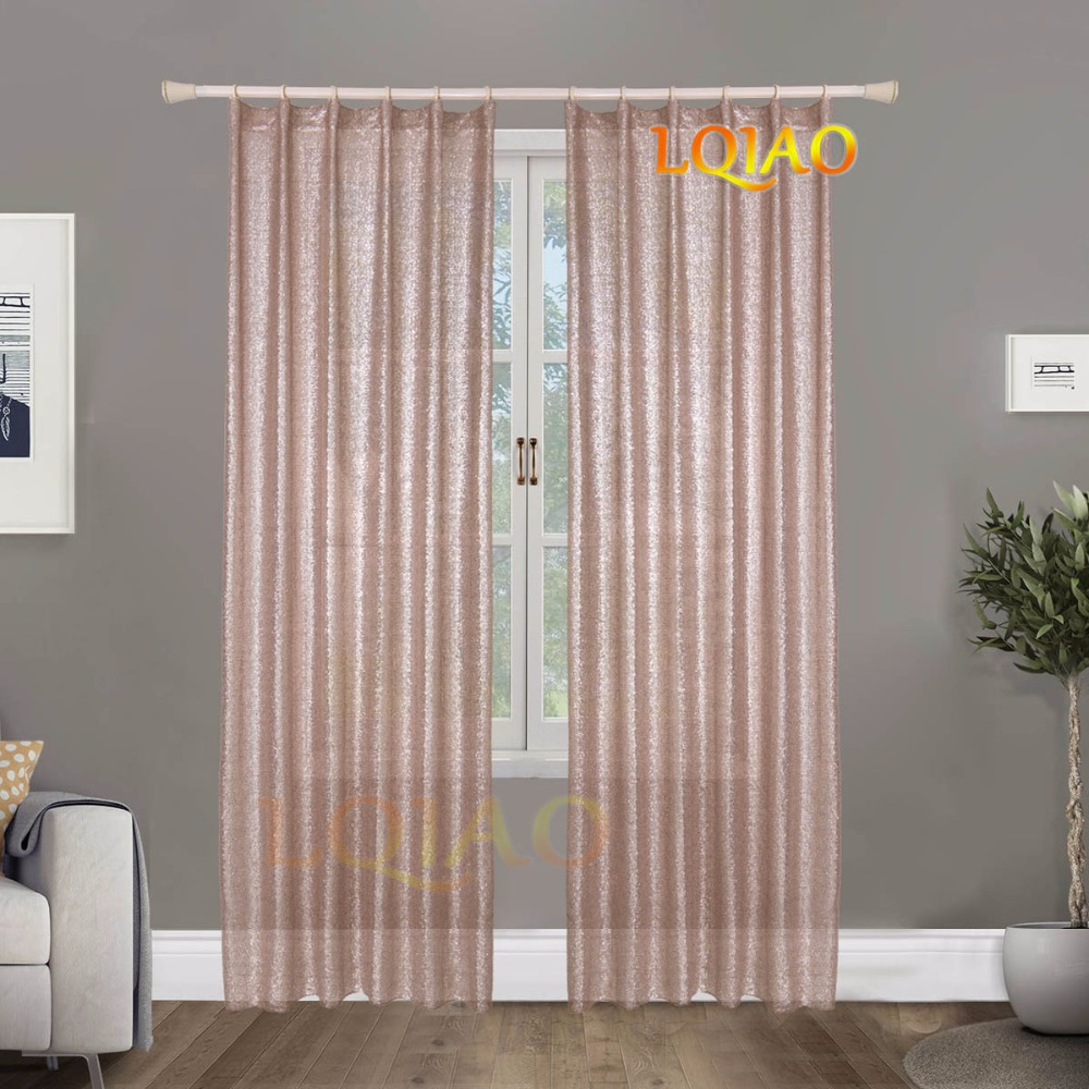 Champagne Curtain-1