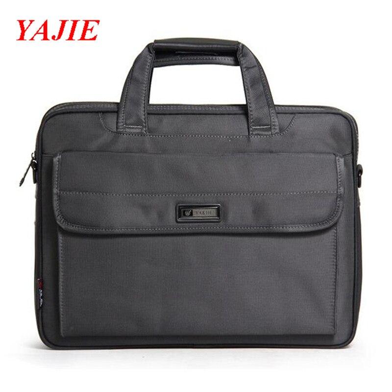 YAJIE 14 Inch Laptop Computer Bags For Men Brand Oxford Male Handbag Business Briefcase Fashion Shoulder Messenger Bag M647<br>