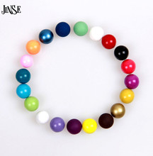 JINSE 16mm Nice Musical Sound Pregnant Women Gift Bola Ball Relaxing Sounding Mexican Chime Balls Baby Angel Wholesale ANB001