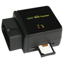 CCTR-830 OBD GPS GSM Tracker car alarm full function No Installation plug and play wide voltage