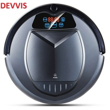 B3000PLUS Robot Vacuum Cleaner,with Water Tank,Wet and Dry LCDTouch Screen,with Tone,Schedule,SelfCharge,Remote Control(China)