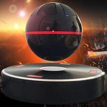 New Port Bluetooth Levitating Speaker Bluetooth Wireless Portable Floating Portable Magnetic Levitation Gift Great Speaker