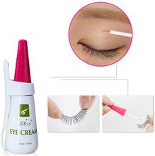 xixi 12ml Clear White Waterproof False Eyelashes Makeup Adhesive Eye Lash Glue fake eyelashes glue colla ciglia finte colle fau(China)