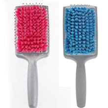 New Professional Fiber Magic Quick drying comb Cushion Hair Massage Hairbrush fast dryer Combs Scalp brush hair care 2 Colors