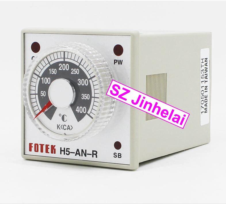 H5-AN-R4,  H5-AN-R2  New and original FOTEK  Pointer temperature controller  P+D  R   H5-AN-R<br>