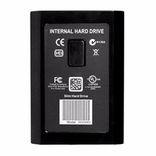 Newest 120GB Hard Disk Drive HDD Internal Case For XBOX 360 Slim Hard Drive Case Black