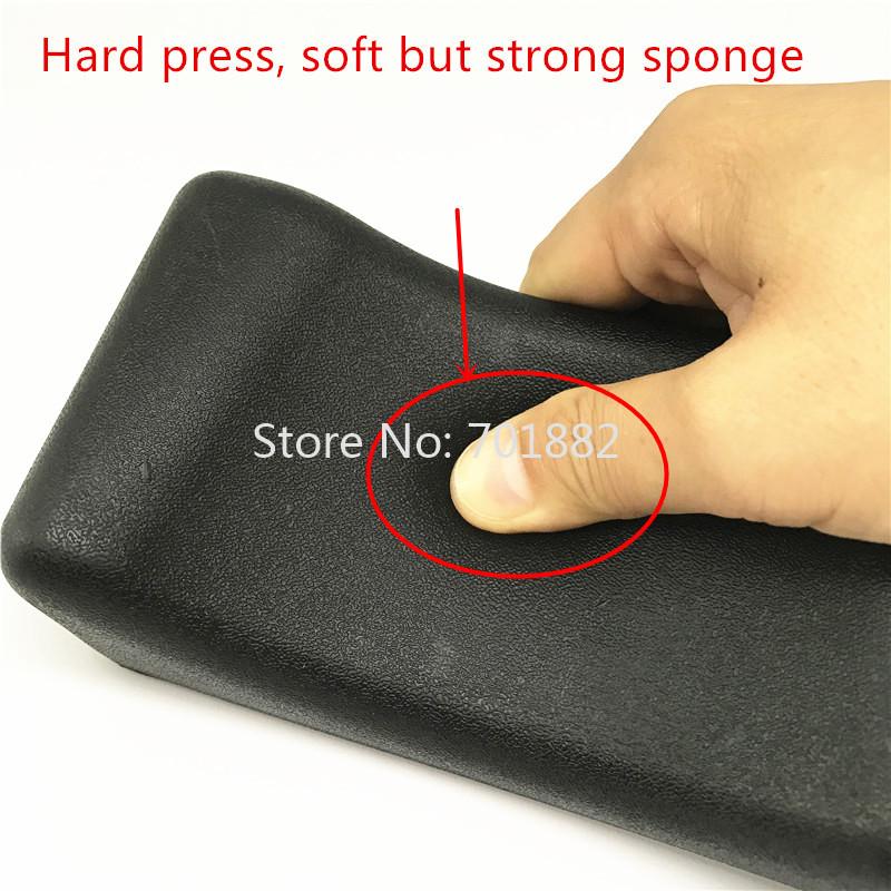 Jadkinsta Soft Sponge Camera Shoulder Pads for DSLR SLR Rod Rig Shoulder Pad Holes Distance 60mm Photography Accessories (2)