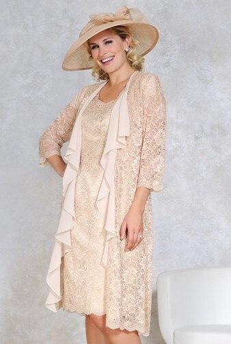 Mother of The Bride Jacket Dresses Plus Size Promotion-Shop for ...