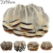 20Pcs/set Beautiful Feathers for Millinery Jewelery Paper Card Decor DIY Craft Home Christmas Wedding Party New Year Decoration