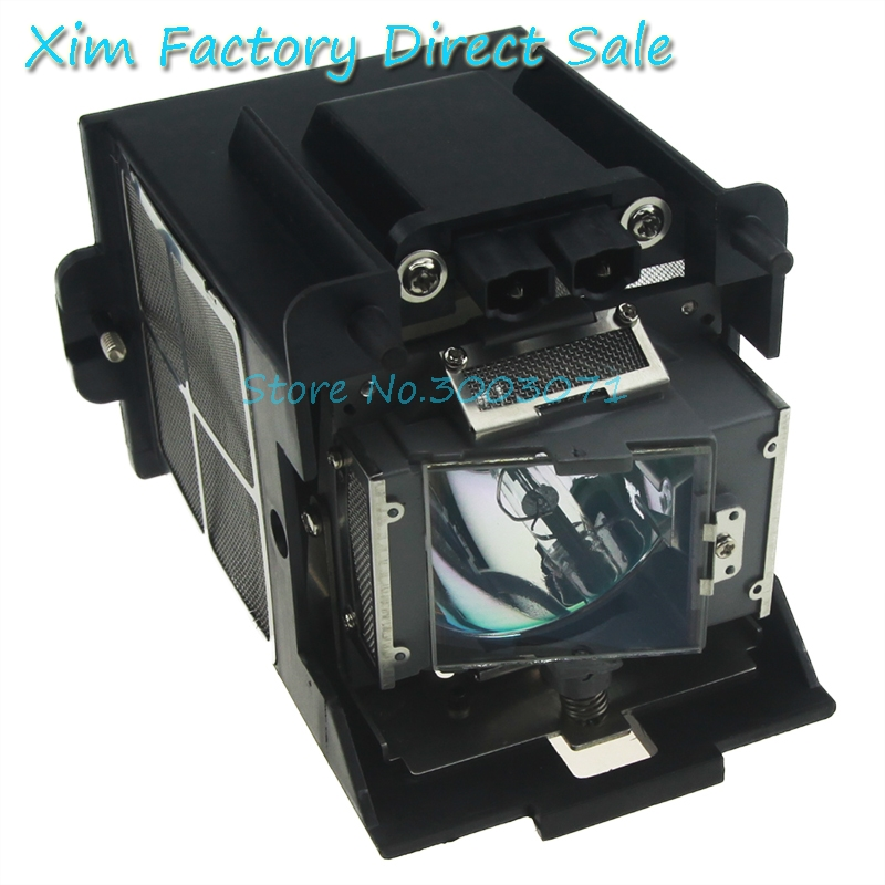 Free shipping Compatible R9832752 Lamp with housing for BARCO RLMW8/RLM-W8 Projector<br>