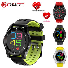 Original NO.1 GS8 Smart watch phone Bluetooth 4.0 SIM Card Call Message Reminder Heart Rate Smartwatch For IOS Android G8 watch(China)