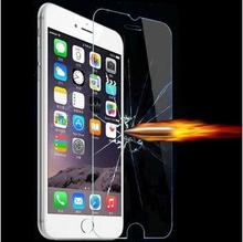 Premium 9H 2.5D Tempered Glass ScreenProtector cover for iPhone 7 7Plus 6 6s Plus 5S SE 5C 4 4S Explosion Proof Protective Film