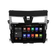 RAM 2GB Android 7.1 Fit NISSAN TEANA 2013 2014 2015 2016 - Car DVD Player Navigation GPS Radio(China)