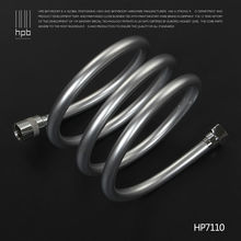 "HPB 2.0m 1.5m 1m G1/2"" PVC Flexible Plumbing Hoses Tube For Bathroom Shower Set Accessories Hand Hold Shower Pipe HP7110"