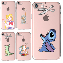 Buy Thick Soft Silicon Cover Case Apple iPhone 8 8Plus Cases iPhone 8 Plus Phone Shell Sexy Lips Novelty Cartoon Styles for $1.50 in AliExpress store