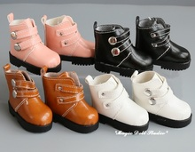 "[DY097]Free Shipping 16"" Disyne Doll Shoes # Leather Boots fit for 16 inch girl doll shoes for retail doll accessories"