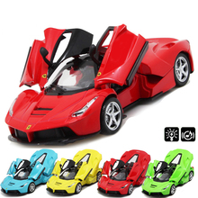 New 1:32 Large Scale Simulation Alloy Car The original car model induced by Super Roadster of car model Free Shipping