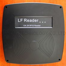 Animal ID stationary reader 134.2khz long distance  RFID fixed scanner ISO11784/11785