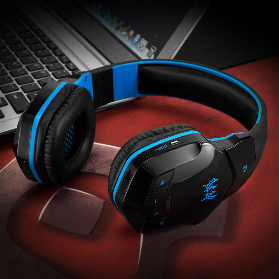 KOTION EACH B3505 NFC HiFi Wireless Headset Bluetooth 4.1 Stereo Gaming Headphone Earphone With Microphone For iPhone ForSamsung