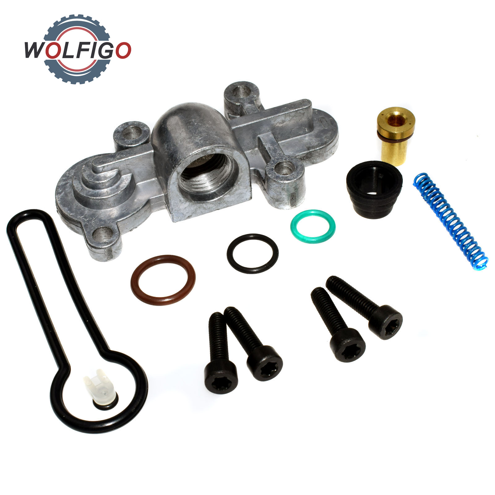 For FORD F250//350//450//550 6.0L Diesel Trucks Fuel Pressure Regulator Plunger Kit