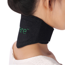10Pcs/ Health Care Tourmaline Self-heating Neck Brace Pad Magnetic Therapy Tourmaline Belt Support Neck Braces Pads