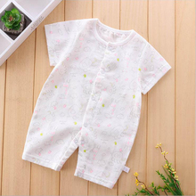 2017 baby clothing summer newborn cotton brand designer baby clothes girls infant romper baby one piece jumpsuit climb clothes