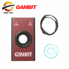 Hot sell Gambit programmer CAR KEY MASTER II Newest Version 2.0 Professional Auto key programmer free shipping(China)