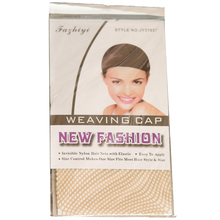 20 pcs NEW Fishnet Wig Cap Stretchable Elastic Hair Net Snood Wig Cap/ Wig Cap /hair net(China)