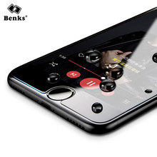 Buy Benks Screen Protector iPhone 8 7 Plus Tempered Glass 9H Toughened Glass iPhone8 Front Case Film Protector Cover Film for $11.69 in AliExpress store