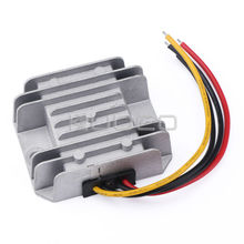 DC Buck Converter DC 12V/24V (9V-35V) to 5V 5A 25W Voltage Regulator/Power Adapter/Car Power Supply /Driver Module Waterproof