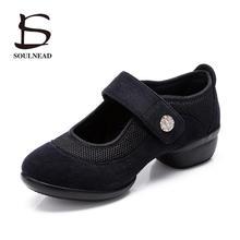 Zapatos de baile Zapatos Zapatillas 2017 nueva llegada transpirable zapatos  deportivos plataforma ladies jazz hip hop 9e8e738ce7b