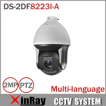 HIK PTZ IP Camera DS-2DF8223I-A with 23X Optical Zoom IR range 200M 1080P IP Camera Waterproof Outdoor PTZ Dome Camera