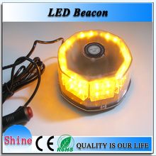 High Power LED Mini Lightbar Warning Emergency Lightbar Car LED Beacon Light Amber Lightbar(China)