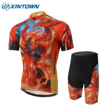 XINTOWN 2017 Cycling Jersey Men Women Mtb Bicycle Clothing Bike Wear Clothes Short Maillot Roupa Ropa De Ciclismo - Store store