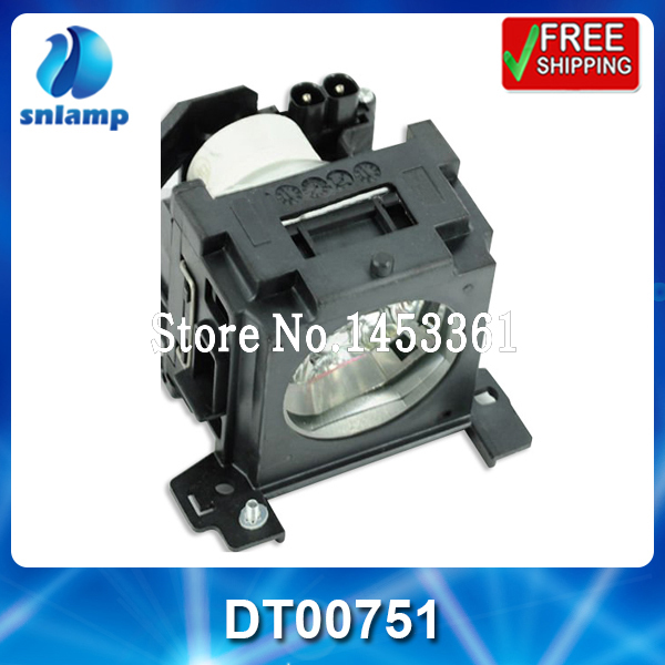 Cheap Compatible projector lamp bulb DT00751 for CP-X260 CP-X265 CP-X267 CP-X268 PJ-658<br><br>Aliexpress