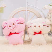 1 Pcs Cute Cartoon Pig Decor Baby Kid Plush Toy Piggy Stuffed Toy Great Gift Color Random