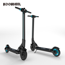 2017 Koowheel Electric Scooter Kick Scooter e-twow Patin Electrico Mini locomotive Electric Skateboard Foldable for Adults(China)
