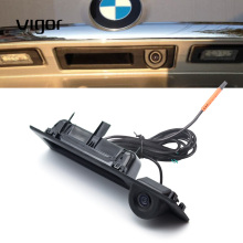 New Car Trunk Handle Camera Rear View Camera for BMW 3 5 X3 Series F10 F11 F25 F30 Parking Backup