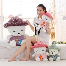 Mashimaro Plush Doll PP Cotton Stuffed Animal Toy Soft Anime Cartoon Rabbit Kids
