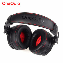 Oneodio Foldable Over-Ear Wired Headphone For Phone Computer Professional Studio Pro Monitors Music DJ Headset Gaming Earphone(China)