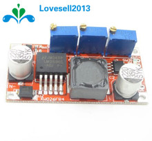2 PCS LM2596 DC 5-35V to 1.25-30V Step-down Adjustable CC/CV Power Supply Module Lithium Battery Charger LED Driver Board