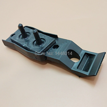 2pcs/lot for Epson DX4 manifold DX4 eco solvent printhead cover head cap for Roland printer