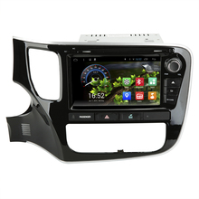 8 inch Screen Android 6.0 Car Navigation GPS System Stereo Media Auto radio DVD Player Entertainment for Mitsubishi Outlander(China)